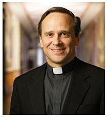 Father Jenkins, University of Notre Dame