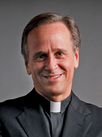 Rev. John J. Jenkins C.S.C., President University of Notre Dame
