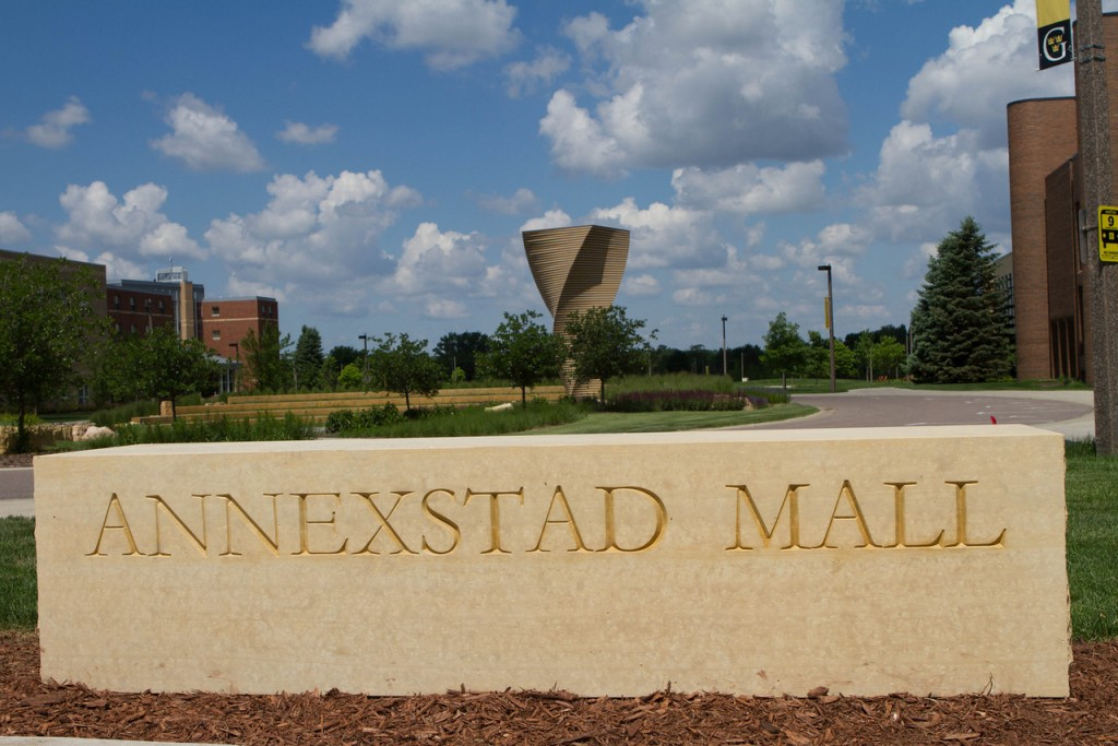 Annexstad Mall at Gustavus Adolphus College