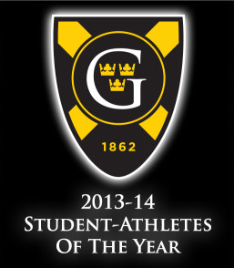 Gustavus Adolphus College 2013-14 Student Athletes of the Year
