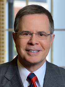 Jeffrey S. Vitter, Chancellor, University of Mississippi