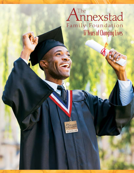 2016 Annexstad Family Foundation Mission Report Cover