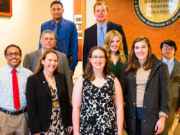 Annexstad Foundation Program Administrator Visits Scholars