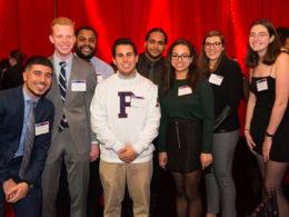 Scholarship Celebration at University of Pennsylvania