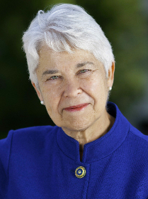 Carol Christ, Chancellor, University of California Berkeley