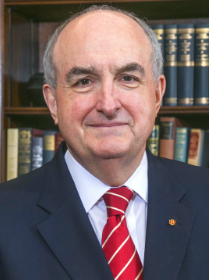 Michael McRobbie, President Indiana University, Bloomington