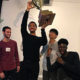 Annexstad Scholar Victor Hunt Wins NYU-Yale Pitchoff