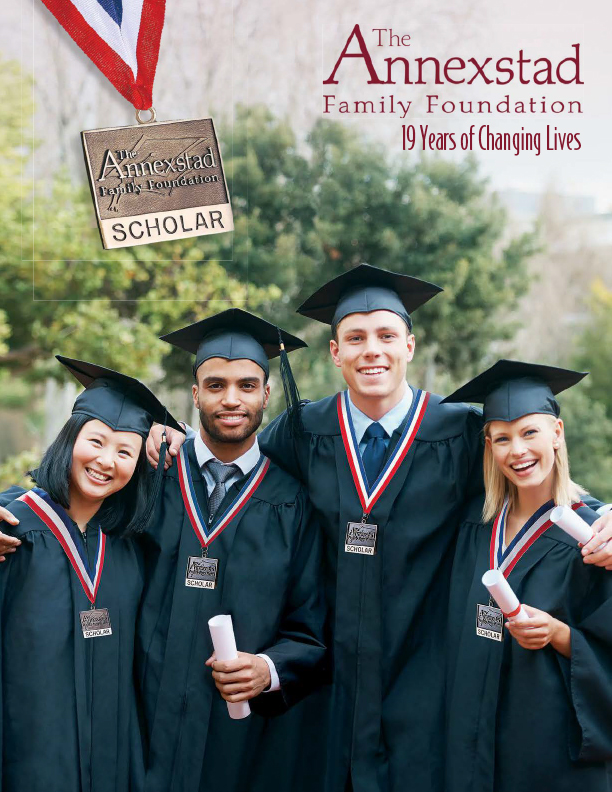 2019 Annexstad Family Foundation Mission Report Cover