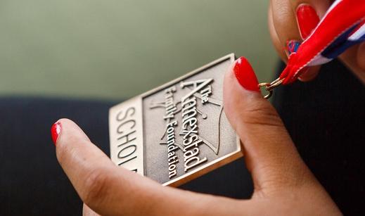 Annexstad Scholar Medal