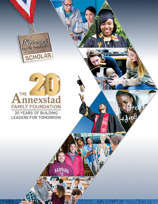 2020 Annexstad Family Foundation Mission Report cover