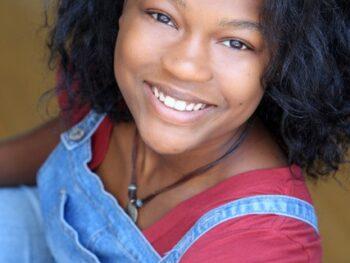 Portrait of Aubriana Davis